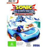Sonic All Stars Racing Transformed Pc Multiplayer Online
