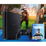 Ps4 Playstation Nueva 500gb + Fortnite + Envio Gratis