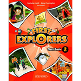 First Explorers 2 Class Book + Activity Book - Oxford