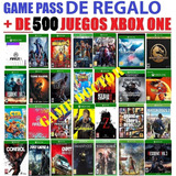 Juegos Xbox One Mega Pack Xl Original Game Doctor Oferta