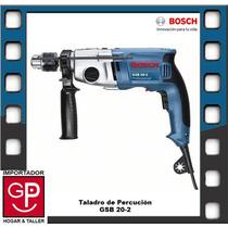 Taladro Percutor Gsb 20-2 800w Bosch