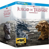 Game Of Thrones Uhd 4k 2160p Entrega Inmediata Digital