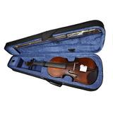Violin Fever Clásico 4/4 Excelente Calidad Con Funda!