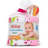 Toallitas Babitas Pack 24 Nuby Azul- Bebés Y Niños