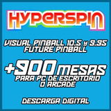 Juegos Flippers - Future Pinball / Visual Pinball - Descarga