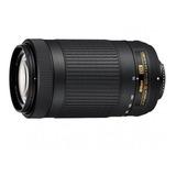 Lente Nikon Dx Nikkor 70-300mm Af-p F/ 4.5-6.3 - Netpc