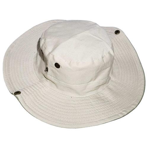 b97d92f865060 Sombrero Gorro De Hombre Modelo Australiano Cazador - El Re
