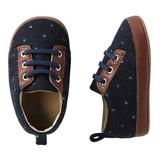Zapatos Bebe Oshkosh Carters Azul - Mvd Kids