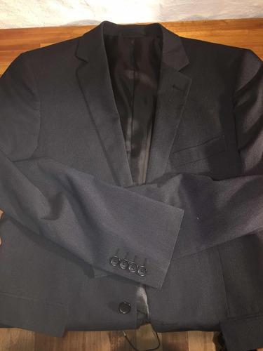 Traje De Hombre Talle 48 Color Azul Oscuro a31677da91a