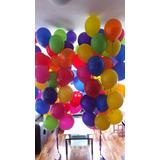 Globos Con Helio!!!decoraciones,etc