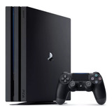 Consola Playstation 4 Pro 1 Tb Black 4k Tv Gaming Hdr Nnet