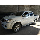 Toyota Hilux 3.0 Cd Srv Tdi 171cv 4x4 Automatica