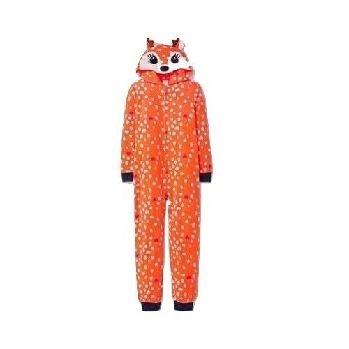 b466259c84 Pijama De Una Pieza Niña Con Capucha Cat   Jack - Brandlet