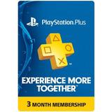 Tarjeta Playstation Psn Plus 3 Meses Usa Ps4 | Mvd Store