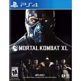 Mortal Kombat Xl Ps4 + 10% Descuento En Tu Proximo Juego