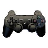 Control Ps3 Playstation 3 Bluetooth Inalámbrico Azul C/cable