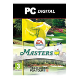 Tiger Woods Pga Tour 12 Masters Pc / Offline Digital