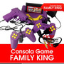 Consola Family King Game+2joystick+pistola,9999999 En 1
