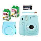 Camara Fuji Instax Mini 9 Con 40 Fotos+ Estuche Color+ Album