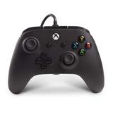 Joystick Xbox One Negro Power A, Macrotec