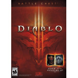 Diablo 3 Battle Chest Digital (código) / Pc Battle.net