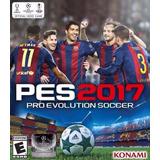 Pro Evolution Soccer 2017 Pes 2017 17 Pc Original Español