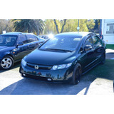 Honda Civic Exs Mt