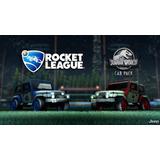 Rocket League+ Jurassic World Pack Car Pc +