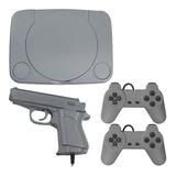 Family Game Con 2 Controles 1 Pistola Y Varios Juegos Dimm