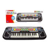 Organo Piano Musical Aprendizaje De Niño 40cm St