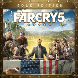 Far Cry 5 Edicion Oro Inlcuye Zombies!! - Pc Digital