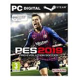 Pes 2019 Pro Evolution Soccer 2019 Pc Online Steam Original