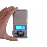 Balanza Digital De Precisión 0,1g Hasta 500g De Bolsillo