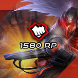 1580 Riot Points Las League Of Legends Lol