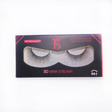 Pestañas Postizas 3d Maquillaje Belleza  10 Diseños