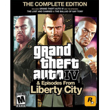Gta 4 / Grand Theft Auto Iv Completo Pc Español / Digital