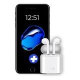iPhone 7 Original 32gb Garantia + Auriculares Inalambricos