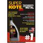 Superkote 2000 - Tratam P/metal. Antifricción - Made In Usa