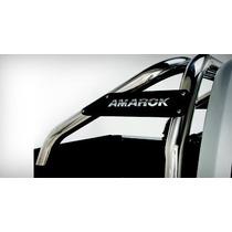 Accesorios Volkswagen , Barra Antivuelco Cromo Vw Amarok