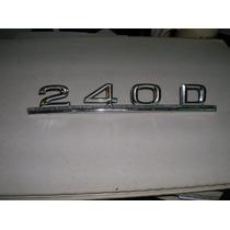 Insignia Mercedes Benz 240 D