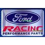 Emblema Insignia Logo Ford Racing