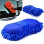 Esponja Microfibra Lavado Auto Super Suave Unica!!!!