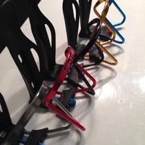 Soporte Caramañola Aluminio & Plas. Color Bicicleta Monster