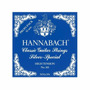 Encordado Para Guitarra Clásica Hannabach 815 Azul Ht