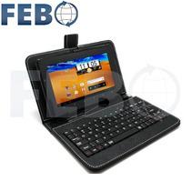 Funda Protector Estuche C/teclado Tablet 8