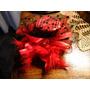 Aplique Para Pelo Rojo Fiestas Cumpleaños Madrinas