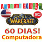 World Of Warcraft Suscripción 60 Días Servidor Usa Wow