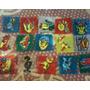 Figuritas Plasticas Album Chavo-caricaturas-15 Dif.años 70