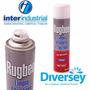 Rugbee Aerosol /limpia Alfombras Y Tapizados / Diversey