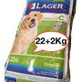 Lager Cachorro 22kg + Snacks!!+ Envios, Oferta !!